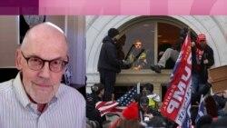 Политолог: захват Капитолия выглядел умышленным актом