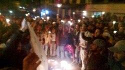 تشديد سرکوب معترضان در سوريه