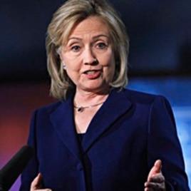 Hillary Clinton, U.S. Secretary of State (File Photo)