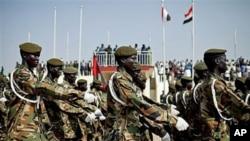 南蘇丹正式獨立。