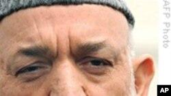 阿富汗总统否认上月选举有重大舞弊
