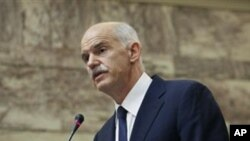 ဂရိ၀န္ႀကီးခ်ဳပ္ George Papandreou
