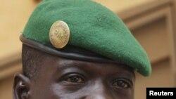 Jagoran juyin mulkin Mali keftin Amadou Sanogo