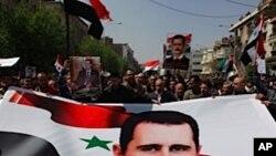 شام کی کابینہ مستعفی