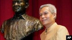 Sombath Somphone, aktivis Laos pemenang hadiah Ramon Magsaysay tahun 2005 hilang secara misterius dua bulan lalu (foto: dok).