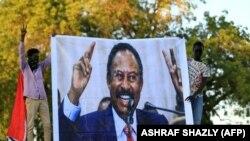 Umushikiranganji wa mbere wa Sudani Abdalla Hamdok