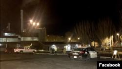 Los estudiantes heridos fueron trasladados al Centro Médico Gritman en Moscow, Idaho.