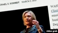 希拉里·克林顿用私人电邮处理公务邮件的事情引起美国媒体的广泛关注。