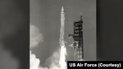 Запуск «Маринера-9»