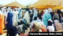 NIGER: Firayim Ministan Nijar a taron zaman lafiya