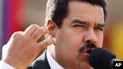 El presidente venezolano, Nicolás Maduro, había demandado a Washington una rectificación.