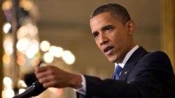 باراک اوباما خواستار اختصاص میلیاردها دلار برای نوسازی جاده ها شد