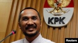 Ketua KPK Abraham Samad menegaskan, lembaganya tidak bisa diintervensi oleh siapapun dalam memberantas korupsi (foto: dok).