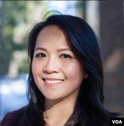 Nghị sĩ Tiểu bang Massachussett Trâm Nguyễn (FB Tram Nguyen)