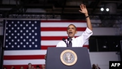 Обама в Денвере