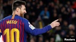 Dan wasa Lionel Messi