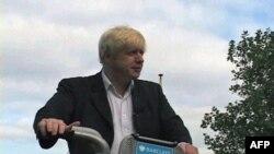 Boris Džonson, gradonačelnik Londona nada se da će sistem za iznajmljivanje bicikala imati puno uspeha u britanskoj prestonici