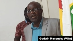 MDC Alliance Secretary For Local Gvt and Rural Development Sesil Zvidzai