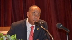 Vice presidente da UNITA diz que direitos humanos poderão ser levantados em foruns internacionais - 1:46