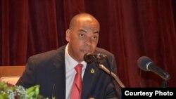 Adalberto Costa Júnior, presidente da bancada parlamentar da Unita