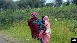 南蘇丹仍有人道危機。