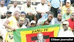 Zanu PF plans to roll out is programmes after winning general elections.