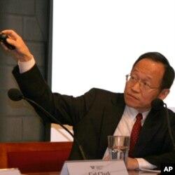 美国南卡罗来纳州大学政治系教授谢复生