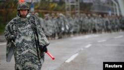 Južnokorejski vojnici učestvuju u vojnoj vežbi (arhiva)