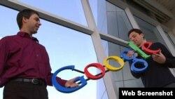 لری پیج و سرگئی برین Photo: Google