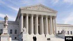 El máximo tribunal de justicia en Washington decidió desoír la apelación sin formular comentarios