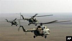 Вертолеты Ми–17