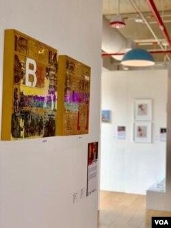 La exposición estará abierta al público hasta el viernes 21 de junio, en Bogotá.