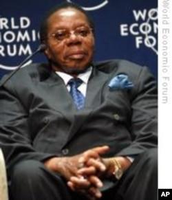 Malawi President Bingu Wa Mutharika (file)