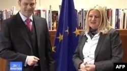 Kosova dhe Serbia arrijnë marrëveshje për vendkalimet kufitare