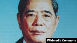 Ông Nguyễn Văn Linh.