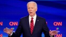 Biden l'emporte dans trois États