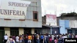 La escasez de alimentos se ha intensificado en Venezuela.