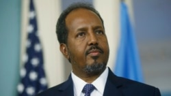 VOA Exclusive: Somali President Says Al-Shabab Must be Confronted