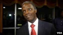 Farfasa Yemi Osinbajo, mataimakin shugaban kasa