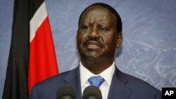 Raila Odinga umenyepolitike akomeye atavuga rumwe na Reta ya Kenya