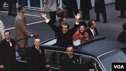 Inauguration Project - Richard Nixon