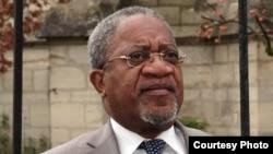 Vicente Pena Pitra Yoba, presidente Frente Consensual Cabindesa (FCC)