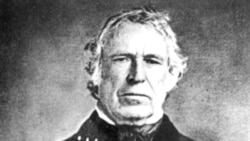 Polk Succeeded by 'Old Zach' in 1848 Election