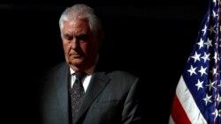 အေမရိကန္ ႏုိင္ငံျခားေရး၀န္ႀကီး Rex Tillerson ရာထူးက ဖယ္ရွားခံရ