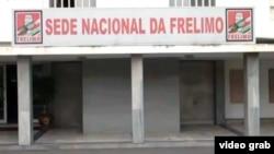 Sede Frelimo Moçambique