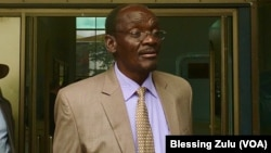 Kembo Mohadi, State Security Minister