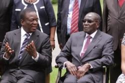 MDC's Obert Gutu and Zanu-PF Activist Gadzira Chirumanzu Discuss President Mugabe