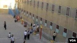 په ایران کې د ګوهر دشت زندان یوه څنډه
