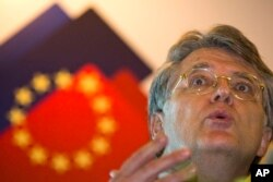中國歐洲商會會長約格·伍克
