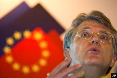 中国欧盟商会主席伍德克